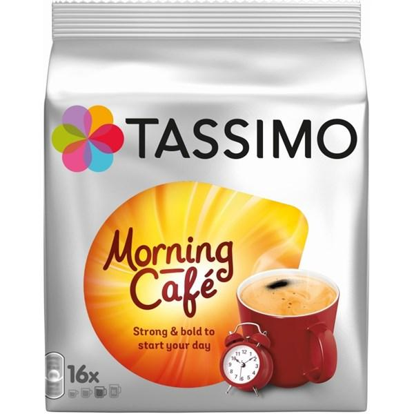 Kapsle TASSIMO MORNING CAFÉ